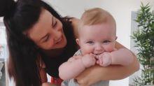 Mãe faz desabafo poderoso sobre os efeitos da gravidez no corpo