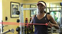 Venus Williams' Olympic workout