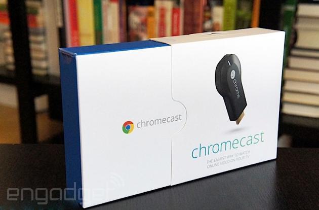 Google kicks off Chromecast offers program with £5 of free Play credit