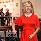 GMB's Kate Garraway tells of 'utterly terrifying' experience after car tyre exploded on motorway