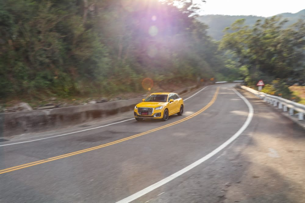 我不是SUV !! 我是Audi Q2跨界型男新品種