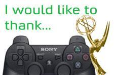 PS3 controller wins Emmy award [update 1]