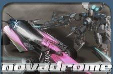 New Vehicles and Tracks for Novadrome