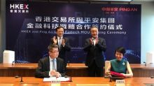 Ping An and HKEX Sign MOU