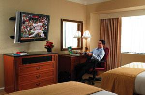 Hilton's Sight+Sound suites deliver DirecTV, HD niceties