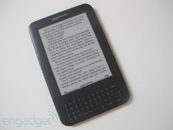 Amazon Kindle review (2010)