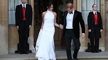 Stella McCartney Reveals Why Meghan Markle Chose Her To Design Her Wedding Reception Dress