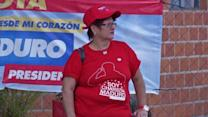 """In areas loyal to Chavez, anger at """"traitors"""" questioning result"""