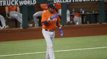 Astros head to hostile Los Angeles for ALDS vs Athletics