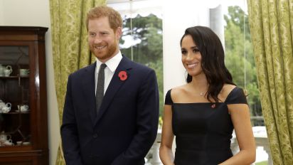 Meghan & Harry need to carve their own roles