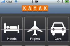 Kayak's business model upended by iPhone
