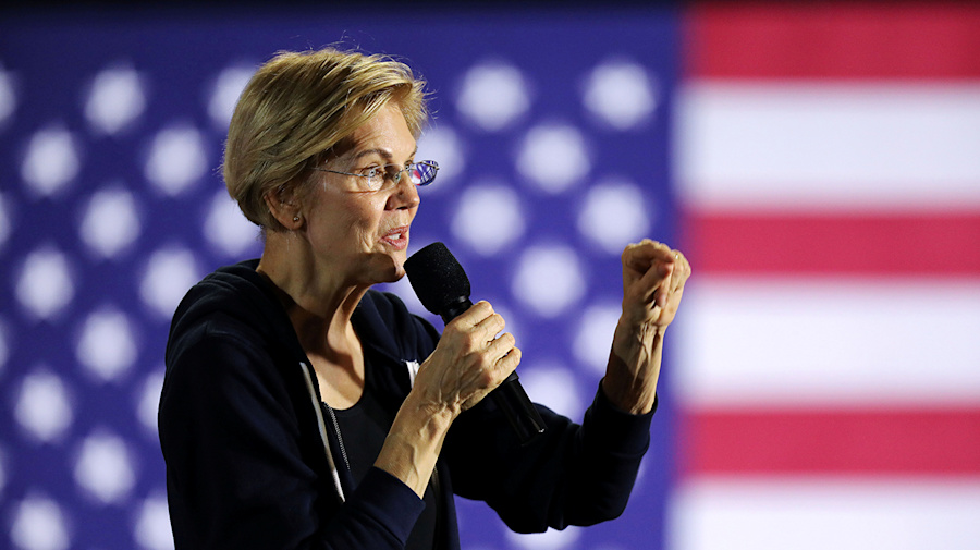 Warren needs a comeback. Does she have a plan?