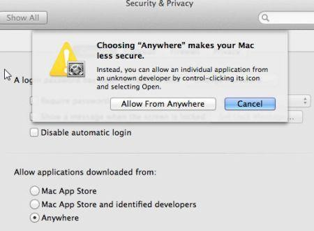 Mountain Lion 101: Gatekeeper controls app launches for security's sake