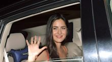 Katrina Kaif brings in her birthday with friends from Bollywood
