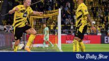 Dortmund sparkle in 3-0 opening win