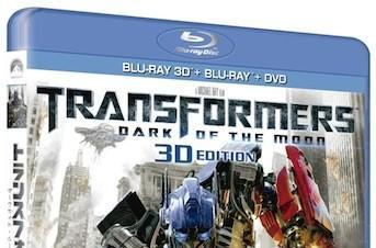 Transformers Blu-ray 3D release coming to Japan in January, still no release date for US