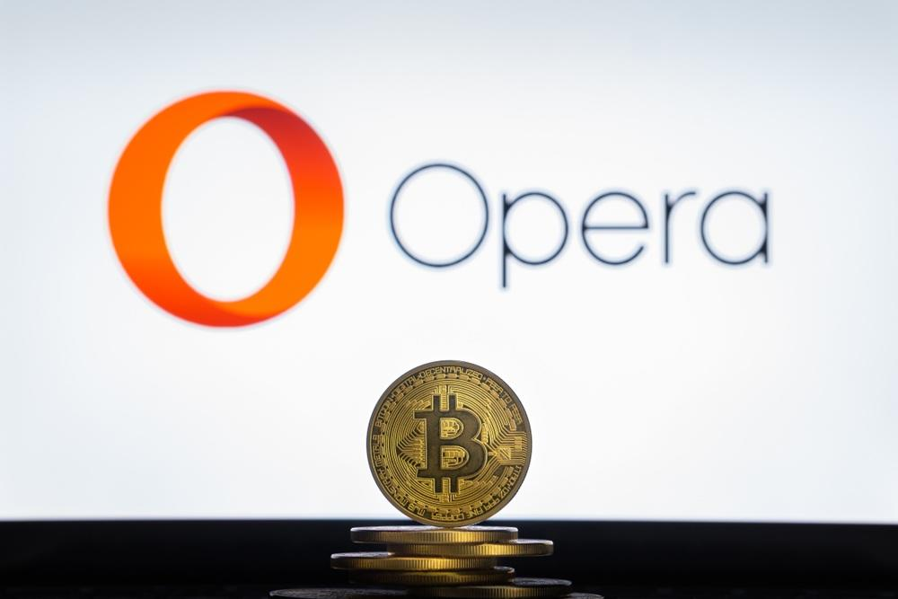 Bitcoin and TRON Join Ethereum, ERC Tokens in Opera's Crypto Browser