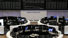 European stocks rebound as earnings support; focus on ECB meet