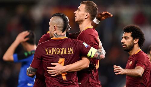 Serie A: 29. Spieltag: Roma mit klarem Sieg - Juve denkbar knapp