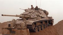 This Old Tank Helped Crush Saddam Hussein (It Was Meant to Crush Russia)