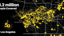 Sprint Lights Up True Mobile 5G in Los Angeles