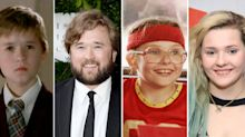 Oscars child stars: Where are they now?