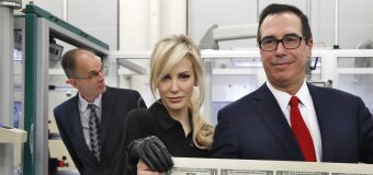 What Mnuchin thinks about being called a 'Bond villain'