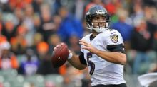 Ravens' Flacco may miss up to six weeks with back issue