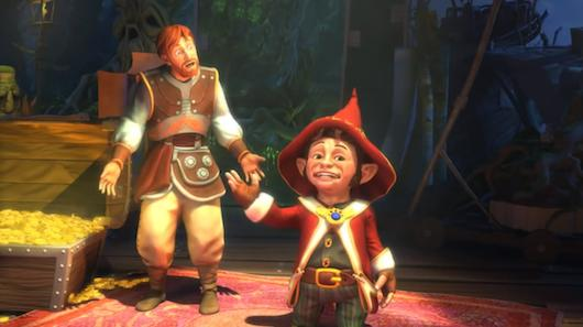 Book of Unwritten Tales 2 Kickstarter adding features to for-sure release