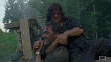'The Walking Dead' recap: Rick and Daryl fight, Negan and Gabriel confess