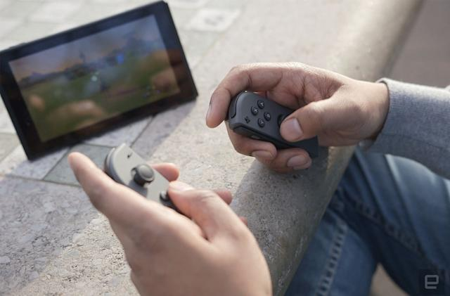 The EU wants an investigation of the Switch's Joy-Con 'drift' issues