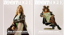 Black trans women Munroe Bergdorf and Jari Jones are celebrated on cover of Teen Vogue's September issue: 'Trailblazers'