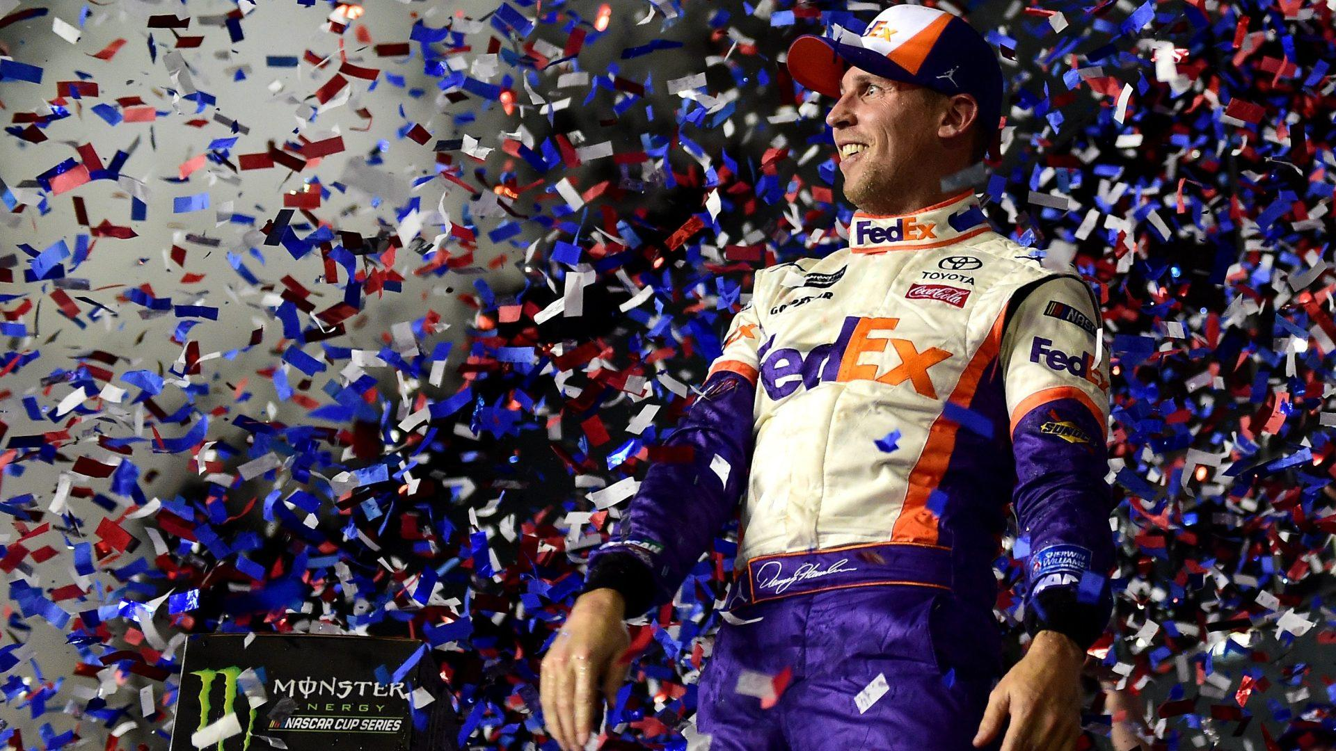 Ryan: The inside story of the secret deal that changed the Daytona 500 - Yahoo Sports