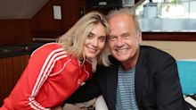Kelsey Grammer's daughter Spencer stabbed in altercation, says she expects to recover quickly