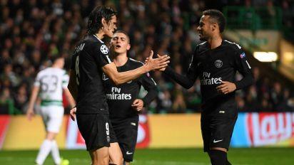 PSG deny offering Cavani €1m to relinquish penalties
