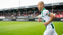 Reestreia de Robben na Holanda tem lesão, decepção e aposentadoria repensada