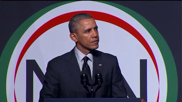 President Obama: Voting Rights in the US are Under Threat