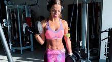 Culto al cuerpo: famosos locos por el fitness