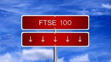 FTSE 100 dress lower as we open on Monday