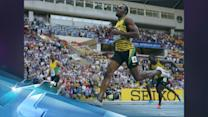 Bolt is indisputably golden in 200 at world championships