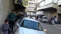 Clashes erupt in Syria after shots fired at crowd