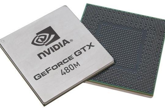 NVIDIA GeForce GTX 480M: 'world's fastest' mobile GPU now official, landing in June
