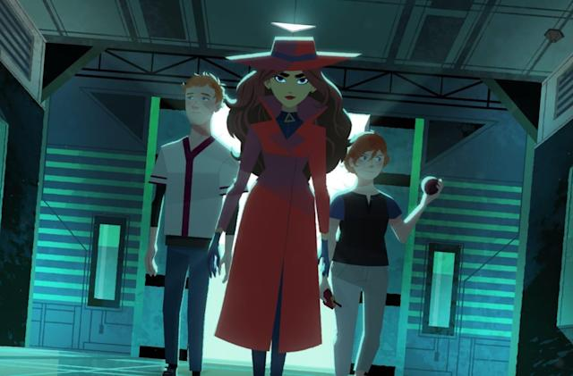 Watch the trailer for Netflix's 'Carmen Sandiego' reboot