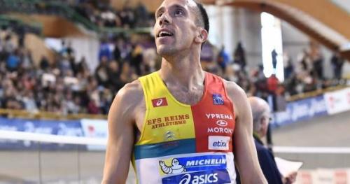 Athlé - Marche - Yohann Diniz souffre d'arthrose et ne participera pas à la Coupe d'Europe