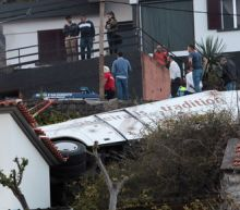 Madeira mourns 29 German bus crash victims as foreign minister heads for island