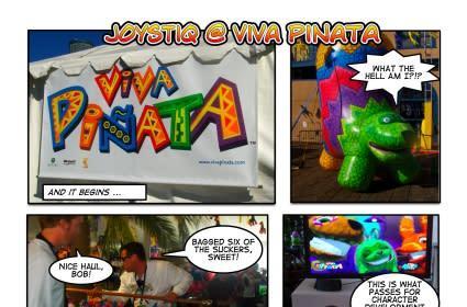 Viva Pinata invasion results in Mario Lopez dancing