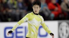 Nathan Chen is surprised, grateful and posing questions about figure skating's restart