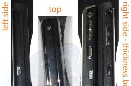 BlackBerry Slider undergoes further undercover inspection, side shots emerge