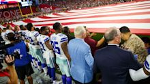 Cowboys losing fans to player protests is 'huge issue,' admits Jerry Jones