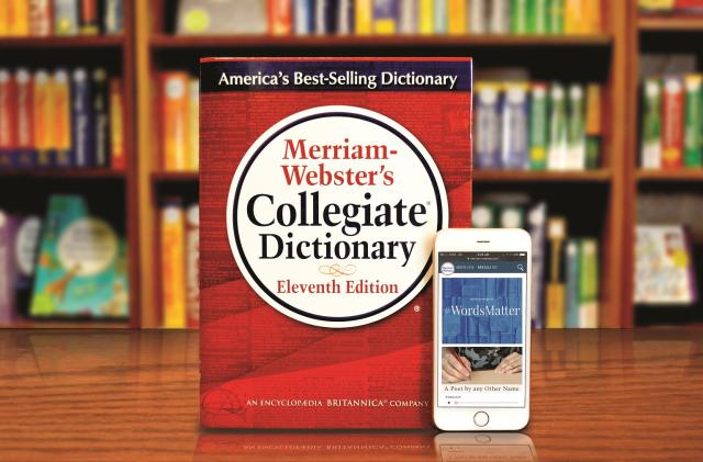 Even Merriam-Webster realizes the world is a dumpster fire